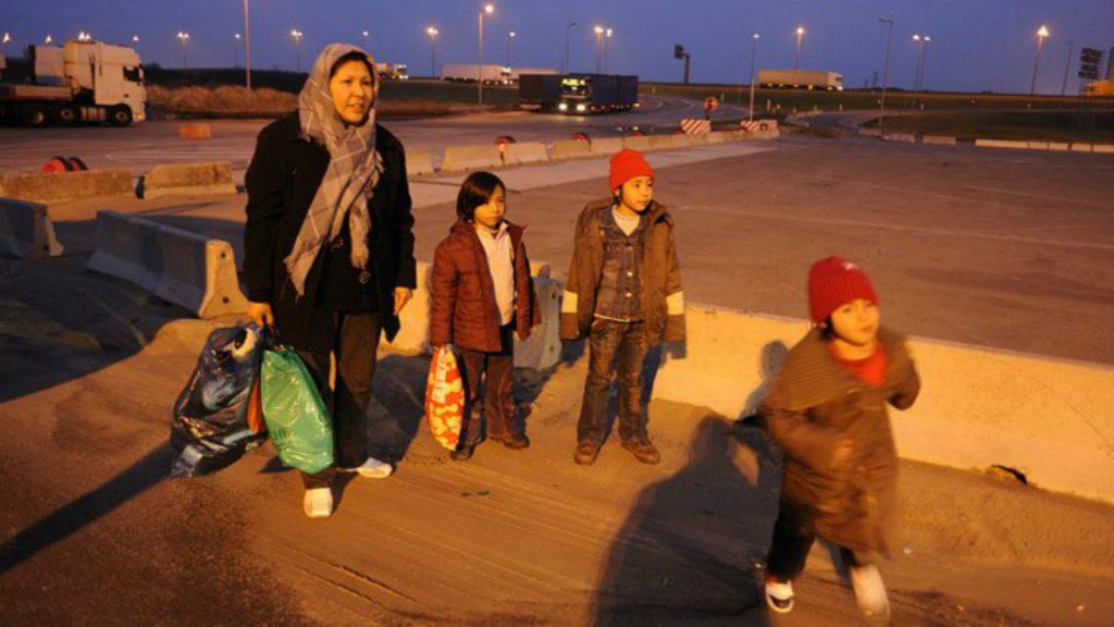 """France Des """"couloirs humanitaires"""" pour accueillir des réfugiés vulnérables"""