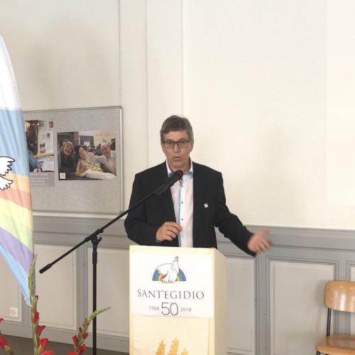 Oscar Tosato, Conseiller municipal de Lausanne