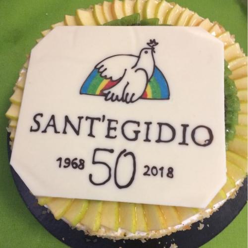 Un gâteau pour les 50 ans!