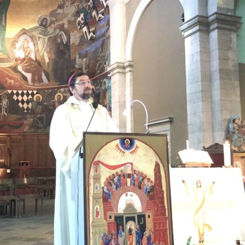 Mgr Jean-Pierre Delville, évêque de Liège et membre de Sant'Egidio
