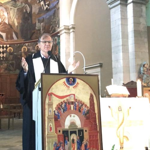 Martin Hoegger, pasteur réformé et ami de Sant'Egidio
