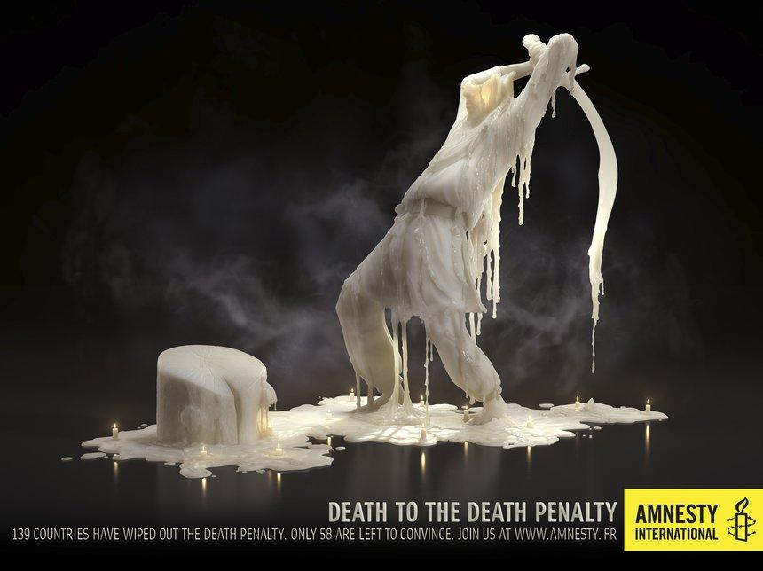 mort à la peine de mort
